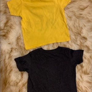Toddler graphic tees sizes 3T